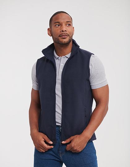 Men`s Outdoor Fleece Gilet